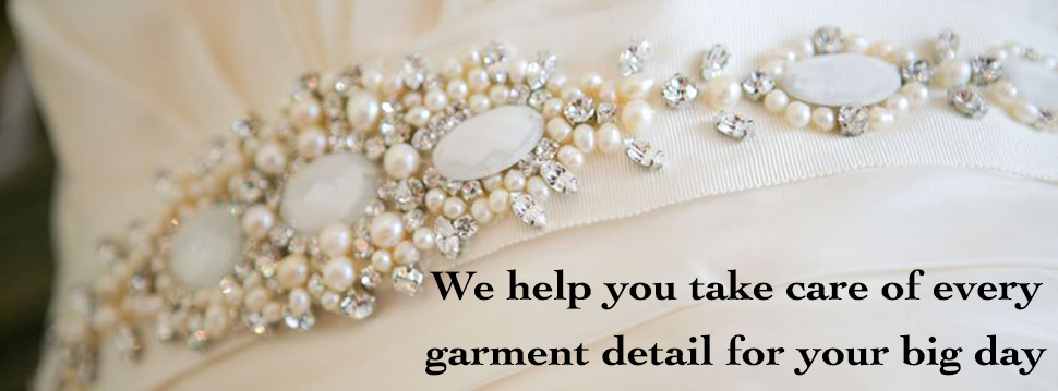 Wedding Gown Alterations in Boston, Wedding Gown Preservation